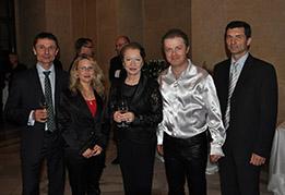 Benefiční večer Nadačního fondu IBD – Comfort 2011