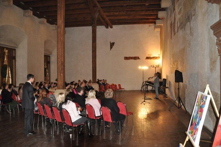 Benefiční večer Nadačního fondu IBD Comfort 2012 foto 2