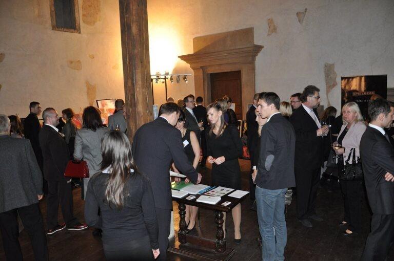 Benefiční večer Nadačního fondu IBD Comfort 2012 foto 3