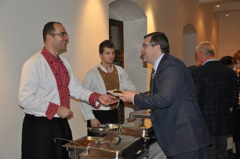 Benefiční večer Nadačního fondu IBD Comfort 2012 foto 5