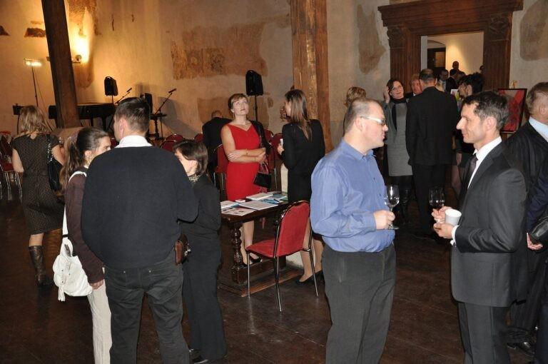 Benefiční večer Nadačního fondu IBD Comfort 2012 foto 7