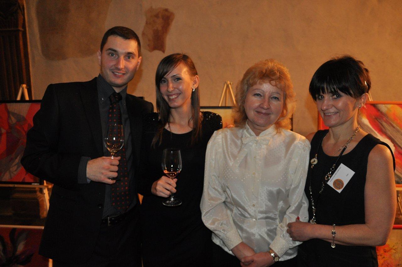 Benefiční večer Nadačního fondu IBD – Comfort 2012