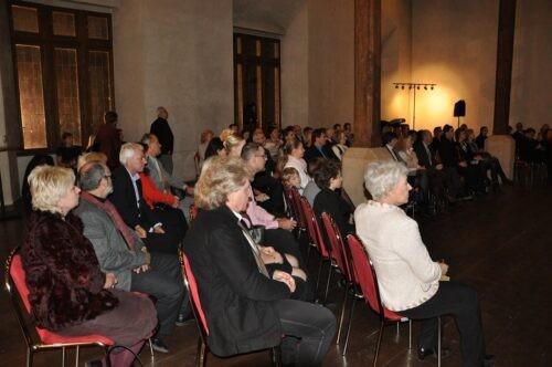 Benefiční večer Nadačního fondu IBD Comfort 2013 foto 1