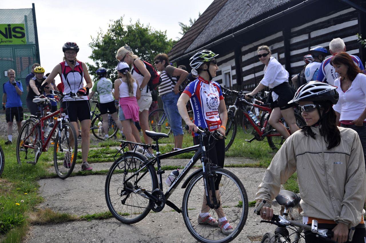 Na kole Českým rájem s IBD – Comfort 2013 foto 12