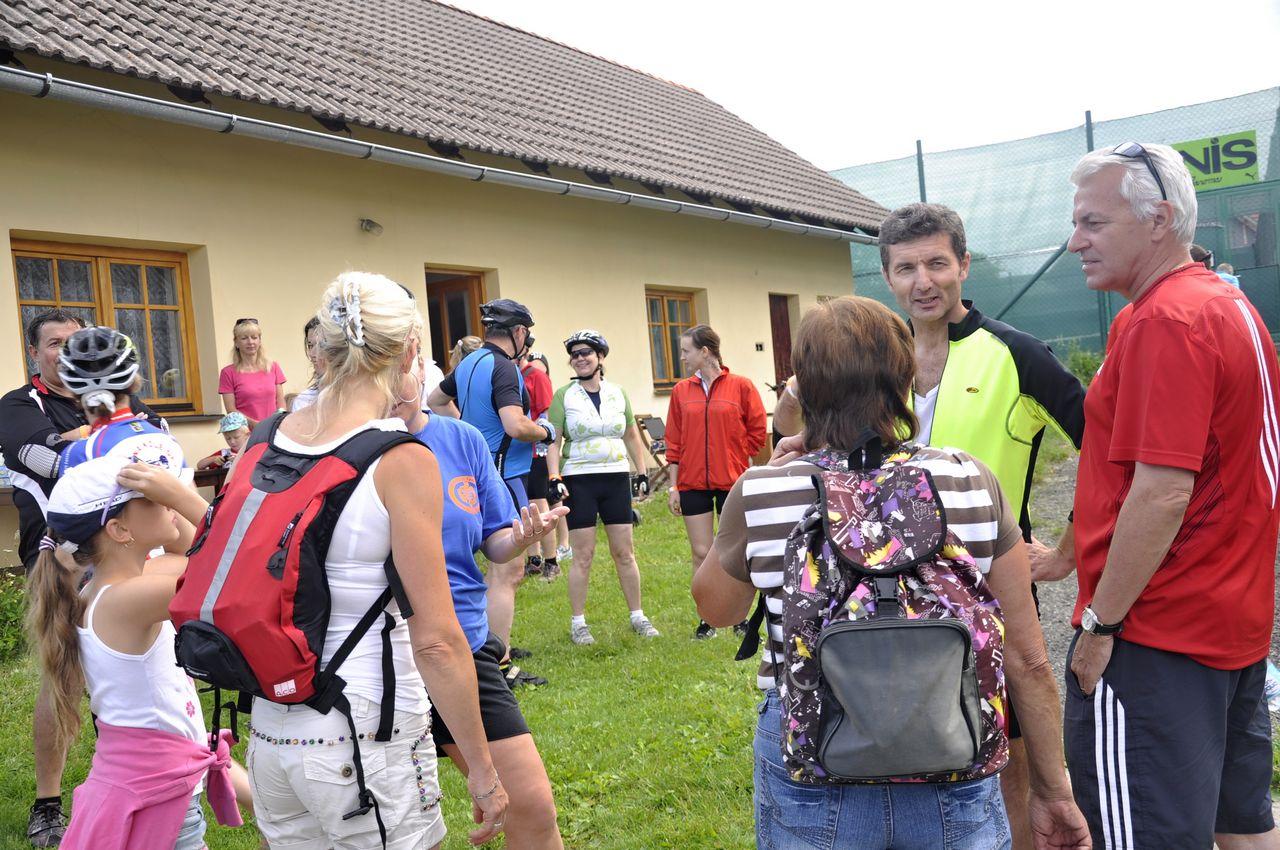Na kole Českým rájem s IBD – Comfort 2013 foto 4