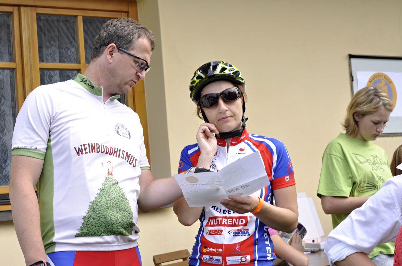 Na kole Českým rájem s IBD – Comfort 2013 foto 6