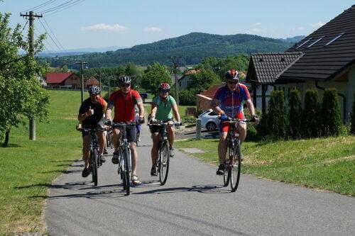 Na kole Českým rájem s IBD – Comfort 2014 foto 14