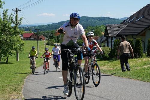 Na kole Českým rájem s IBD – Comfort 2014 foto 15