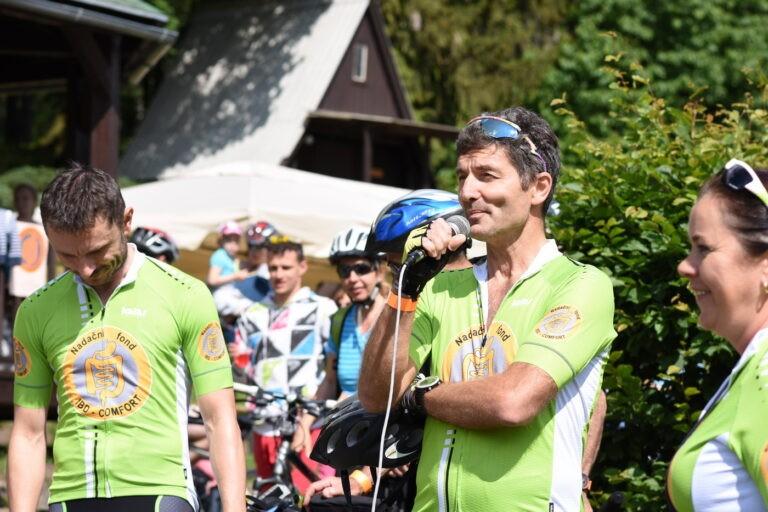 Na kole Českým rájem sIBD – Comfort 2017