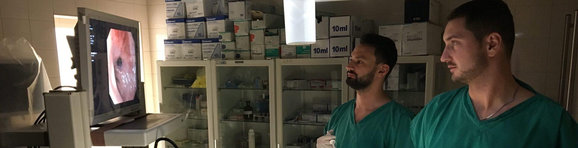 Nové minimálně invazivní možnosti léčby pooperační recidivy  Crohnovy choroby na experimentálním modelu